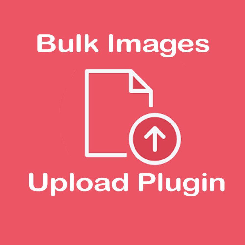 Bulk Image uploader plugin